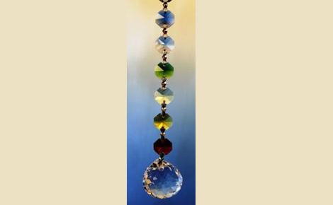 Feng-Shui chakra kristal -Oneness